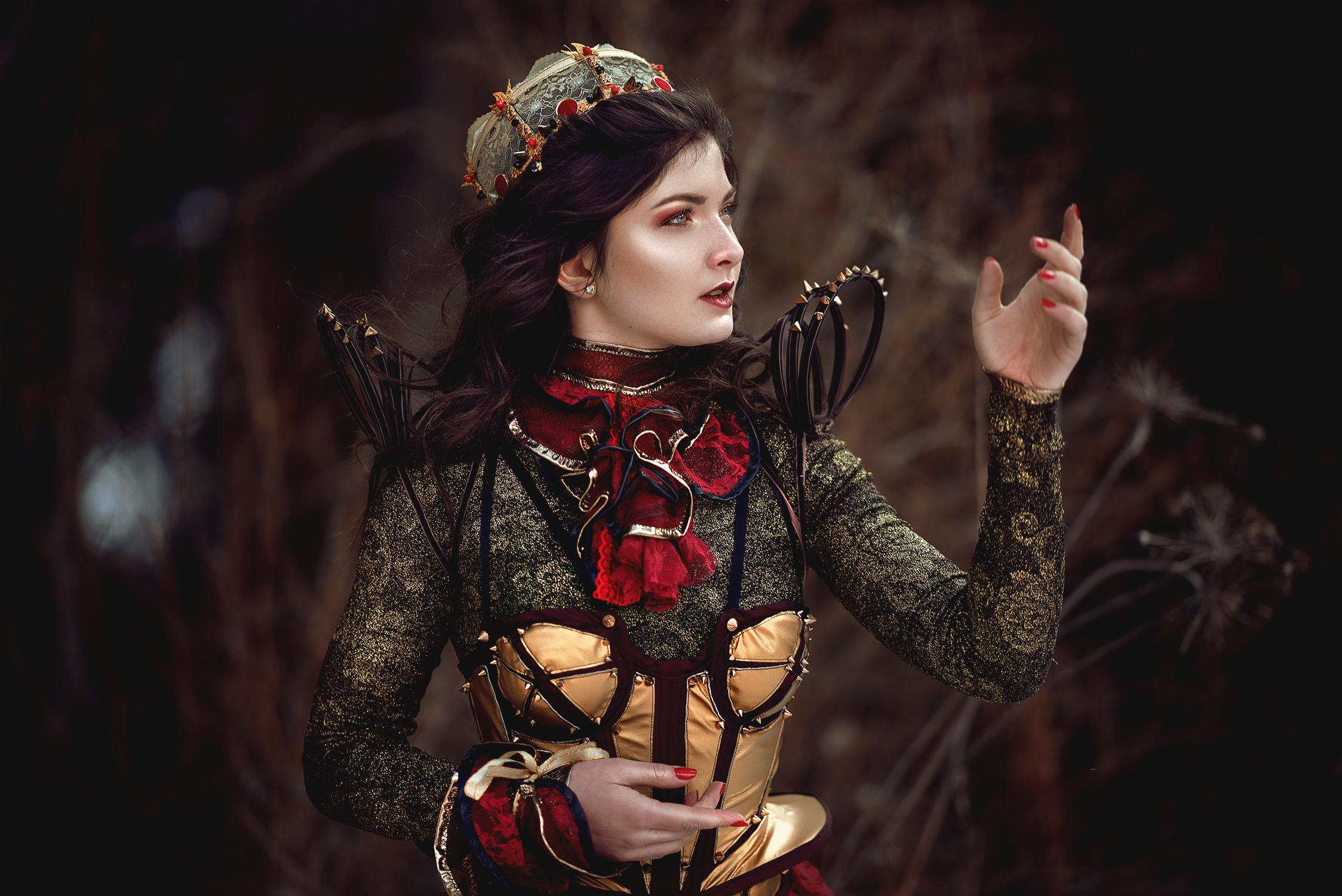 Général Guérisse Dress Fantasy Fashion
